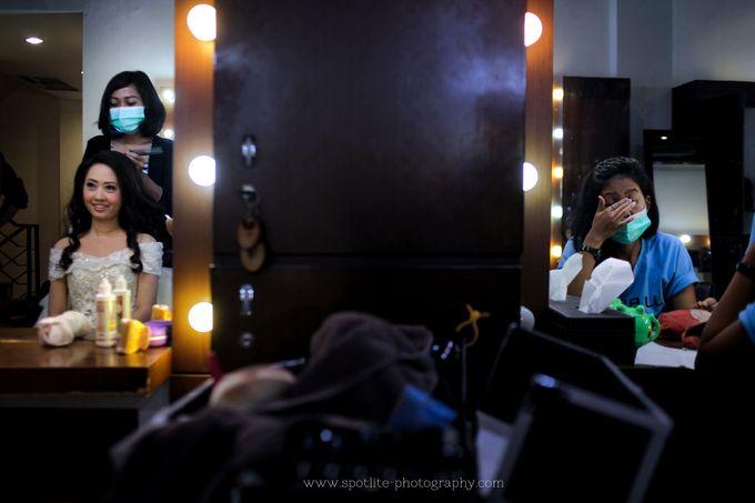 ALBERT & SINTHIA - WEDDING DAY by Spotlite Photography - 002