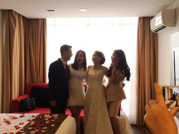 The Wedding Of Willy and Tina by JS Wedding Planner Organizer and Entertainment - 014