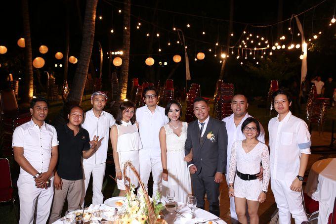 THE STAR BAND at TARA & MARSHEL Wedding by BALI LIVE ENTERTAINMENT - 011