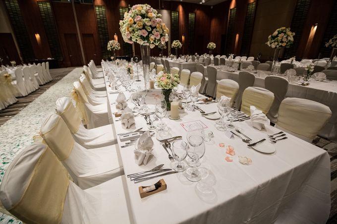 Lavish Grand Ballroom by Amara Sanctuary Resort Sentosa - 023