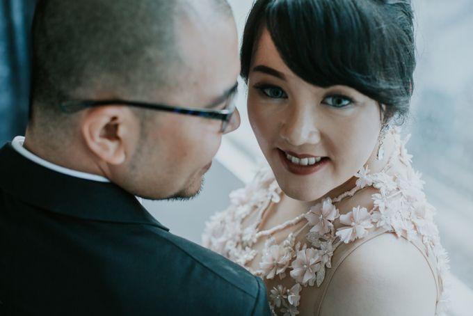 Kris & Suryani prewedding by Artinie - 004