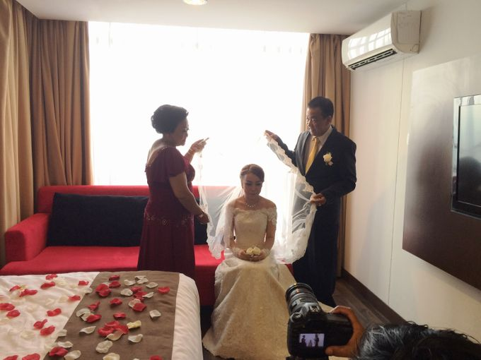 The Wedding Of Willy and Tina by JS Wedding Planner Organizer and Entertainment - 015
