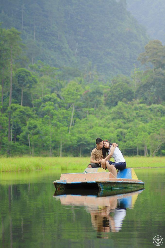 Anggun & Riyan Prewedding by MSB Photography - 014