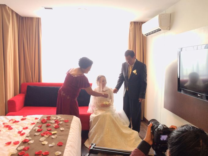 The Wedding Of Willy and Tina by JS Wedding Planner Organizer and Entertainment - 017