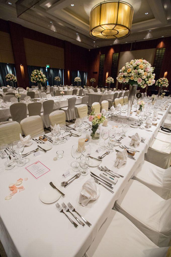 Lavish Grand Ballroom by Amara Sanctuary Resort Sentosa - 024