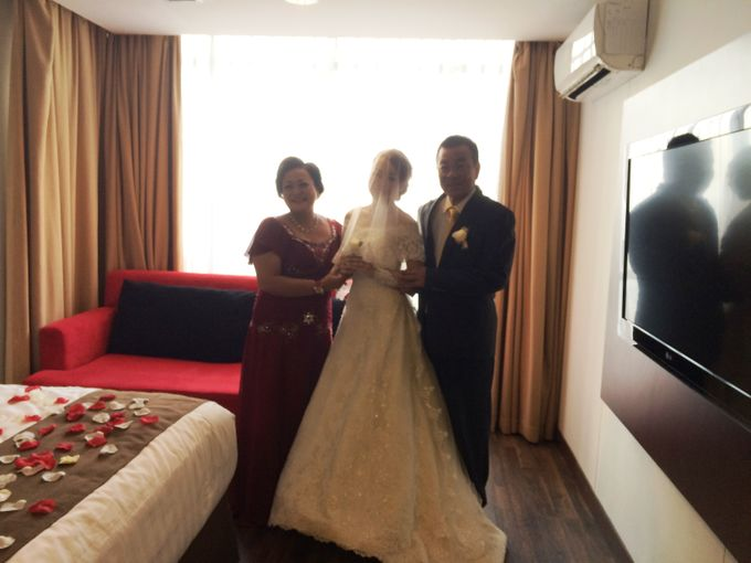 The Wedding Of Willy and Tina by JS Wedding Planner Organizer and Entertainment - 018