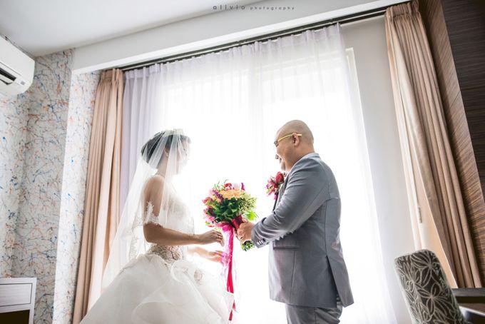 Ferry & Evi Wedding by alivio photography - 021