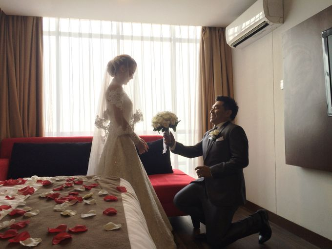 The Wedding Of Willy and Tina by JS Wedding Planner Organizer and Entertainment - 023