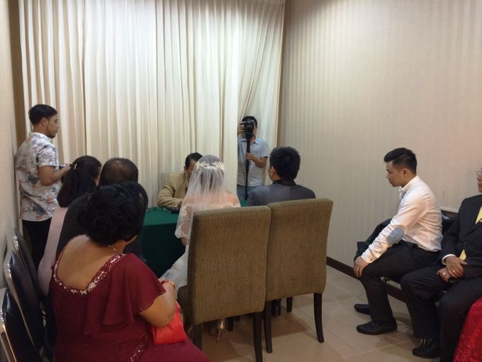 The Wedding Of Willy and Tina by JS Wedding Planner Organizer and Entertainment - 026