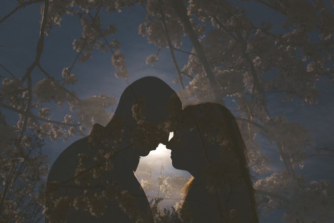 Creative Pre wedding Photography by Adibe Photography - 004
