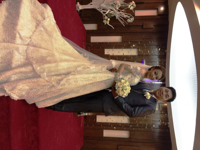 The Wedding Of Willy and Tina by JS Wedding Planner Organizer and Entertainment - 029
