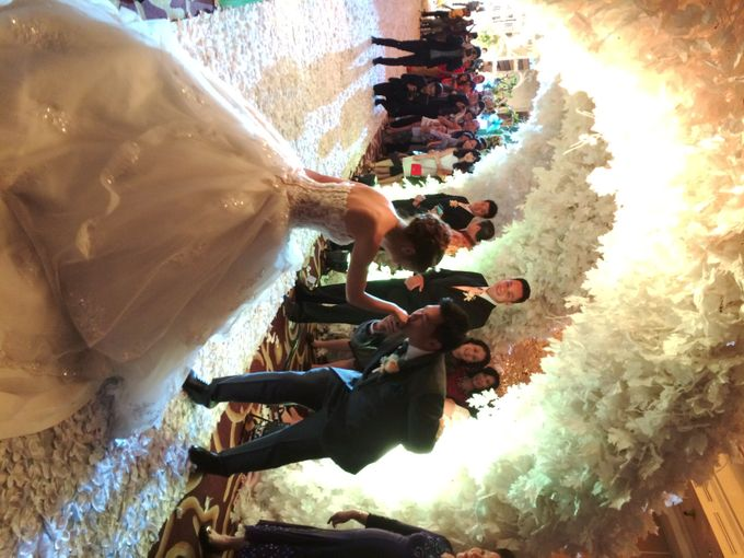 The Wedding Of Willy and Tina by JS Wedding Planner Organizer and Entertainment - 030