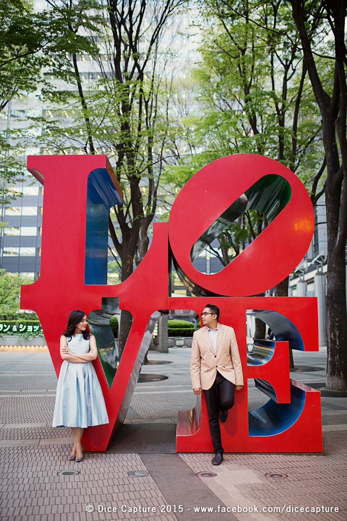 Tokyo Love Story by Thesa Kristal Sulam - 011