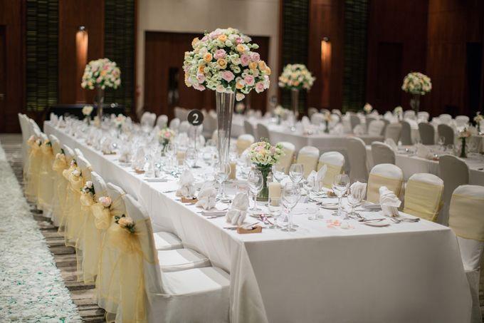 Lavish Grand Ballroom by Amara Sanctuary Resort Sentosa - 011
