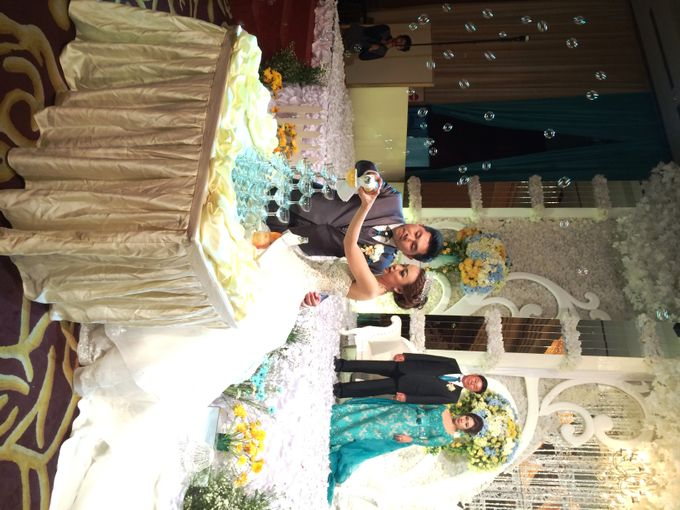 The Wedding Of Willy and Tina by JS Wedding Planner Organizer and Entertainment - 040
