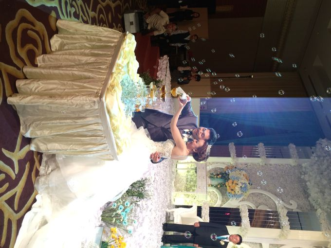 The Wedding Of Willy and Tina by JS Wedding Planner Organizer and Entertainment - 041