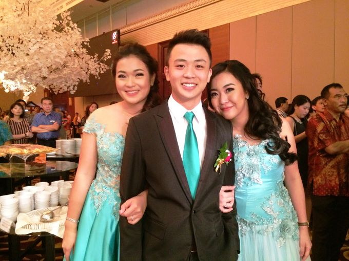 The Wedding Of Willy and Tina by JS Wedding Planner Organizer and Entertainment - 042