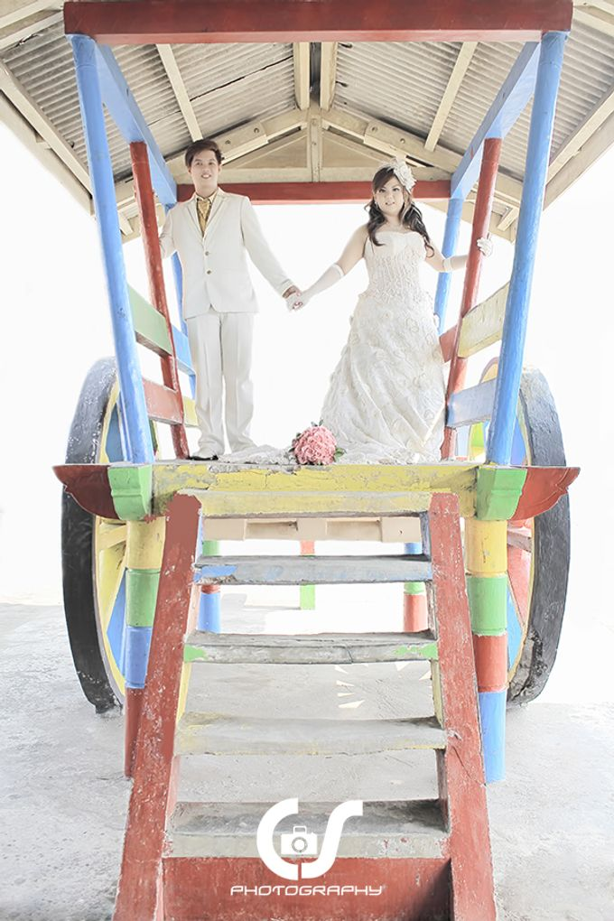 Prewedding of Yeni Agustin & Frederick Sanjaya by CS Photography - 003
