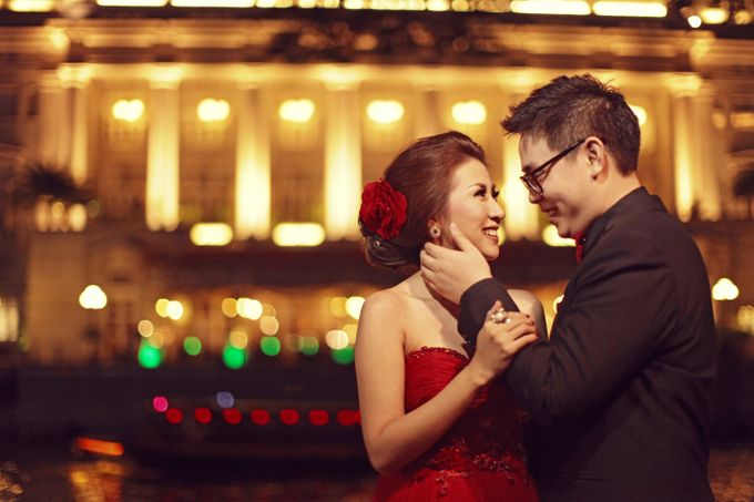 Prewedding by Makeup by Ie - 005