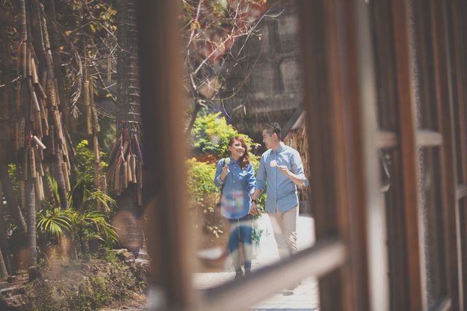 Pre wedding by Omelett3 Studio - 008