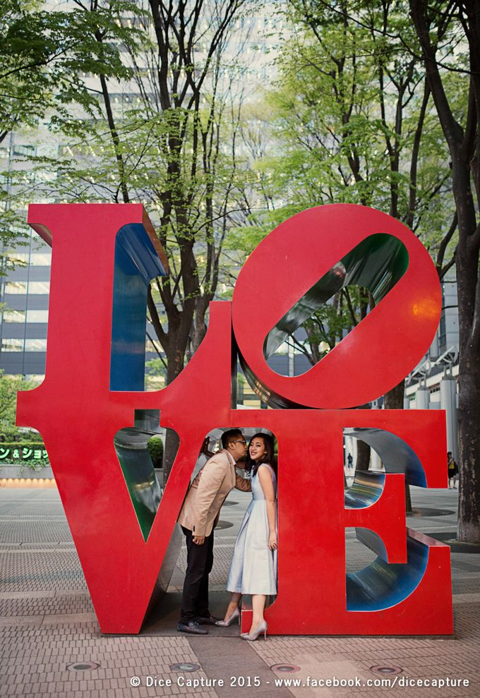 Tokyo Love Story by Thesa Kristal Sulam - 012