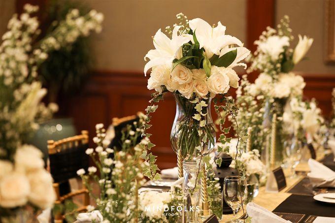 Nina Zatulini bridal shower by MERCANTILE PENTHOUSE WEDDING - 011
