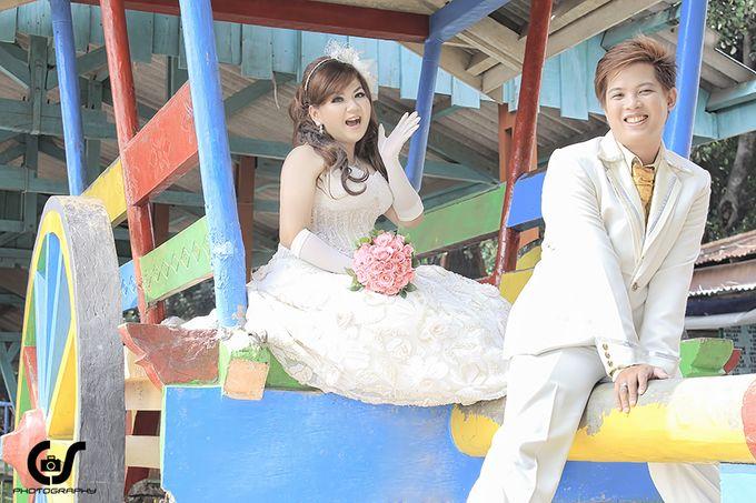 Prewedding of Yeni Agustin & Frederick Sanjaya by CS Photography - 004