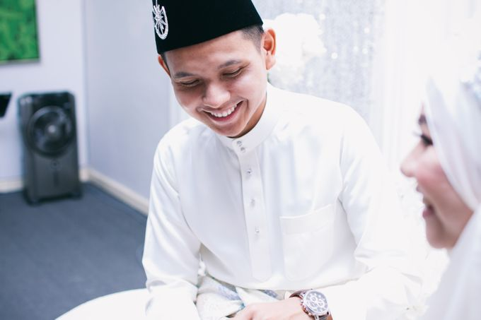 Nina & Alif Solemnization Event by Hanif Fazalul Photography & Cinematography - 012