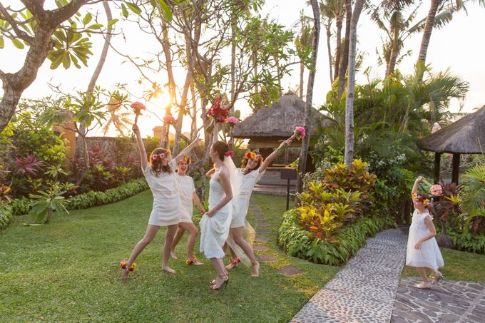 Colorful Day For Jess & Jack by D'studio Photography Bali - 004