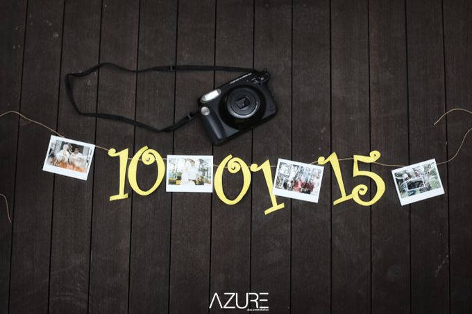 Prewedding Ulie & Zaky by AZURE DOCUMENTATION - 001