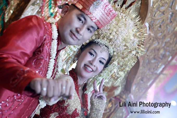 Anjung & Adhetiya Wedding by Lili Aini Photography - 012