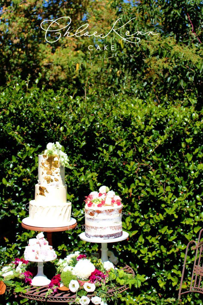 Buttercream Lush by Chloe Kerr Cake - 008