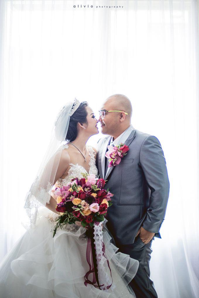 Ferry & Evi Wedding by alivio photography - 022