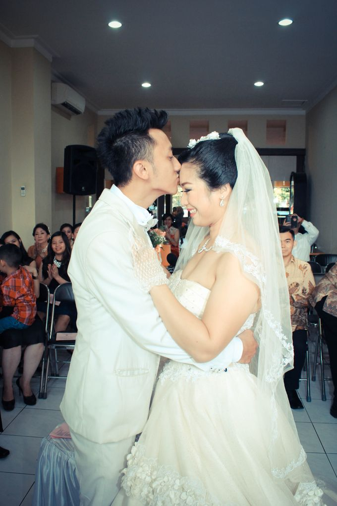 Mega & Evan - Wedding Day Candid Photoshoot by My Creation Art - 005
