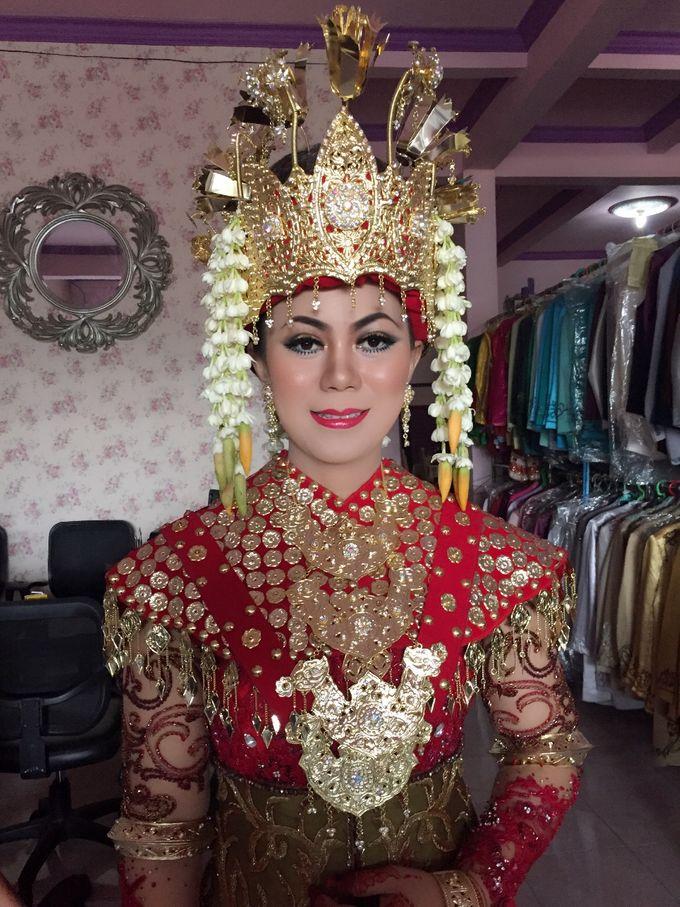 Tambahkan ke board salon ratu bridal by salon ratu samarinda 008