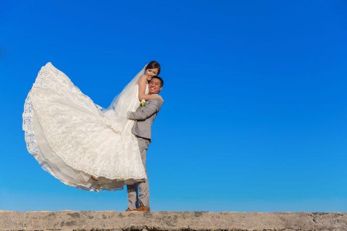 WEDDING ALEX & YITING by Fairmont Sanur Beach Bali - 020