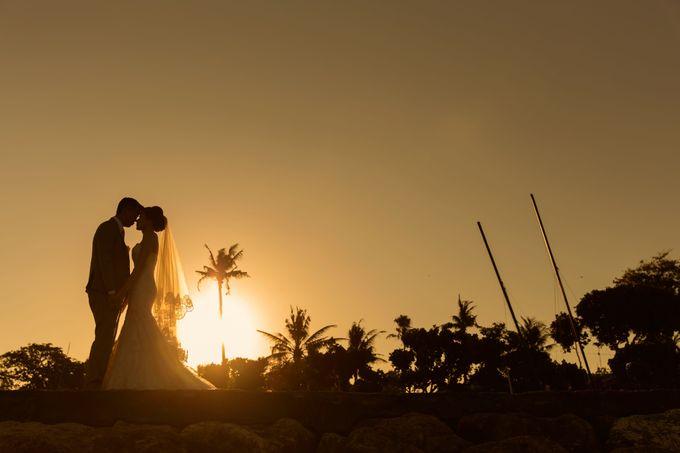 WEDDING ALEX & YITING by Fairmont Sanur Beach Bali - 021