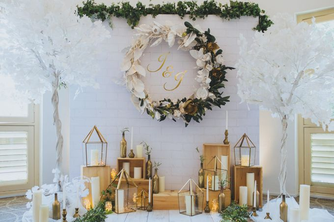 WINTER WONDERLAND STYLED SHOOT  BY ALCOVE AT CALDWELL HOUSE by Rosette Designs & Co - 005
