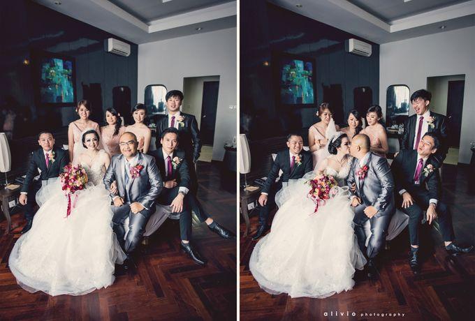 Ferry & Evi Wedding by alivio photography - 023