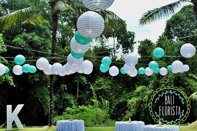 Simple Rustic Romantic by Bali Florista - 012
