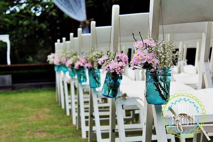 Simple Rustic Romantic by Bali Florista - 013