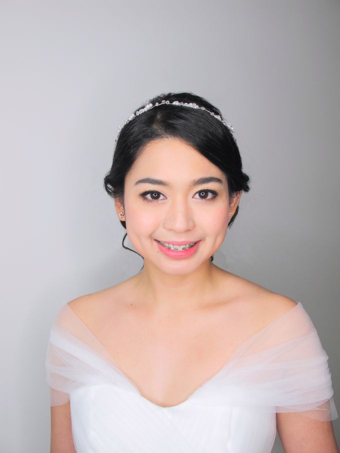 Bridal by Zan Wong Makeup - 004