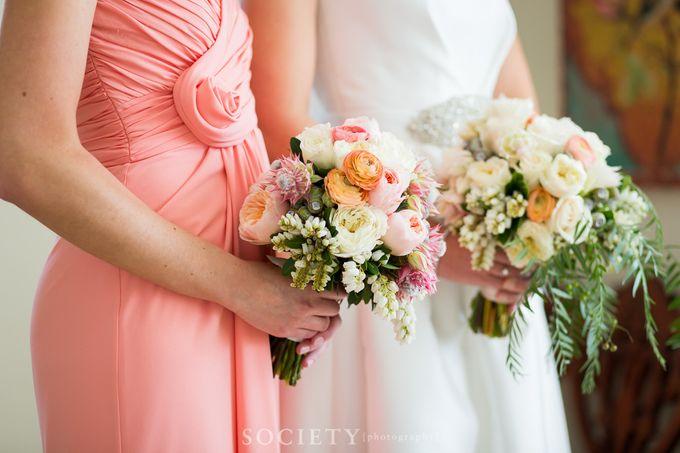 Romantic Coastal Wedding by En Saison - 008