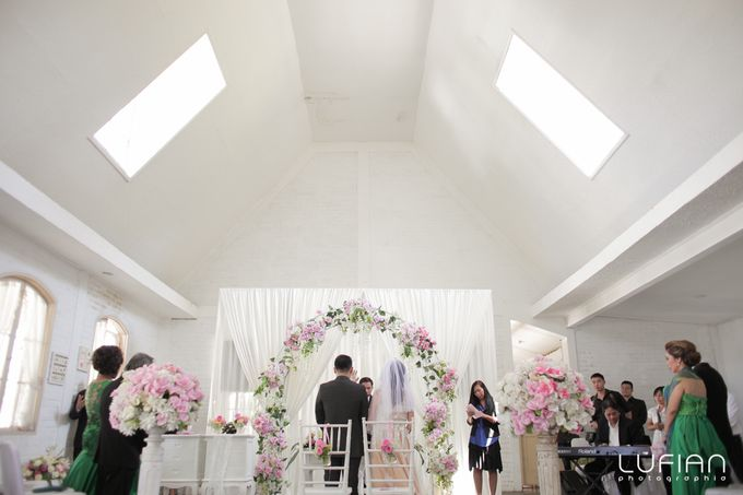 Erick & Itha Wedding by Dante Wedding Planner - 007