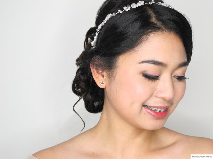 Bridal by Zan Wong Makeup - 001