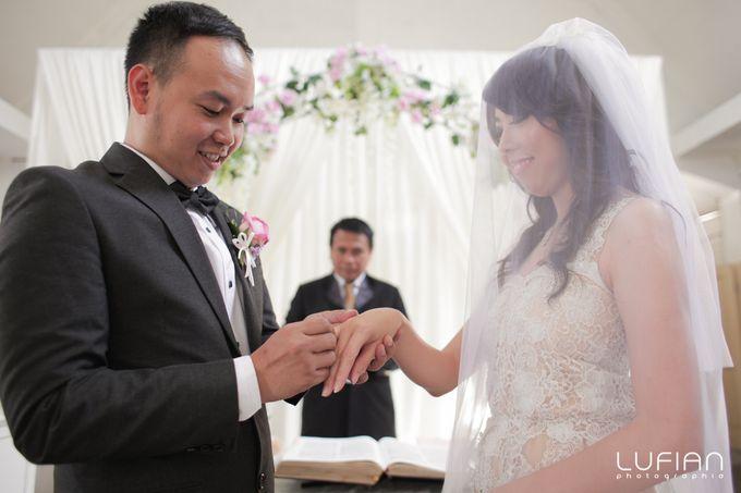 Erick & Itha Wedding by Dante Wedding Planner - 010