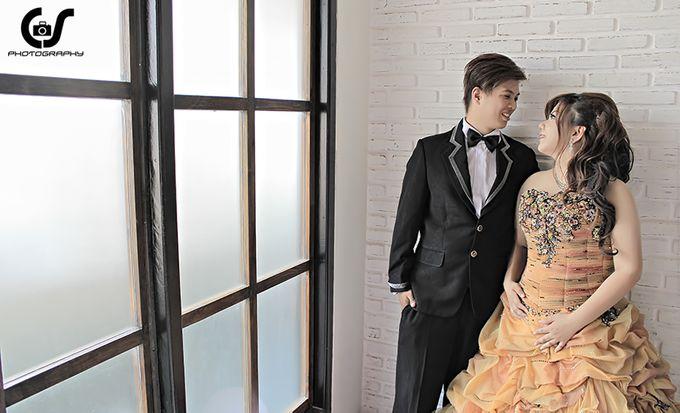 Prewedding of Frederick Sanjaya and Yeni Agustin by My Home Studio - 003