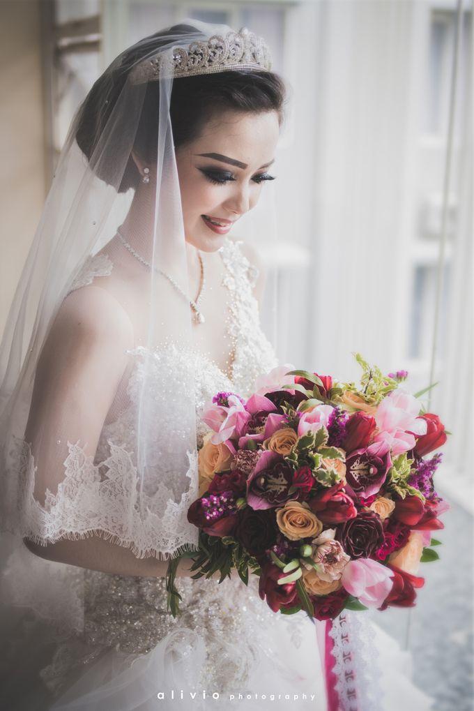Ferry & Evi Wedding by alivio photography - 025