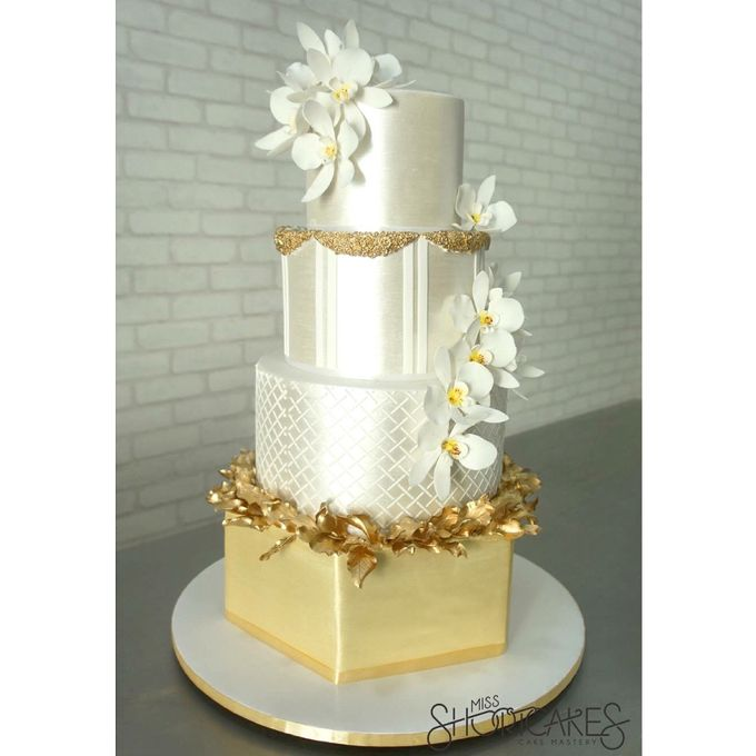 Wedding cakes by Miss Shortcakes - 001