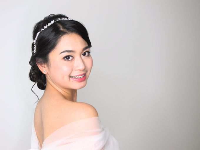 Bridal by Zan Wong Makeup - 003